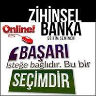 Zihinsel Banka Online Eğitimi